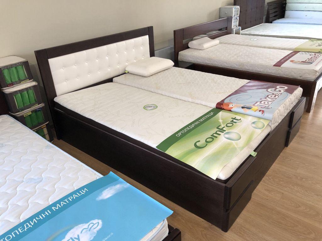 Кровать Орион с подъемным механизмом