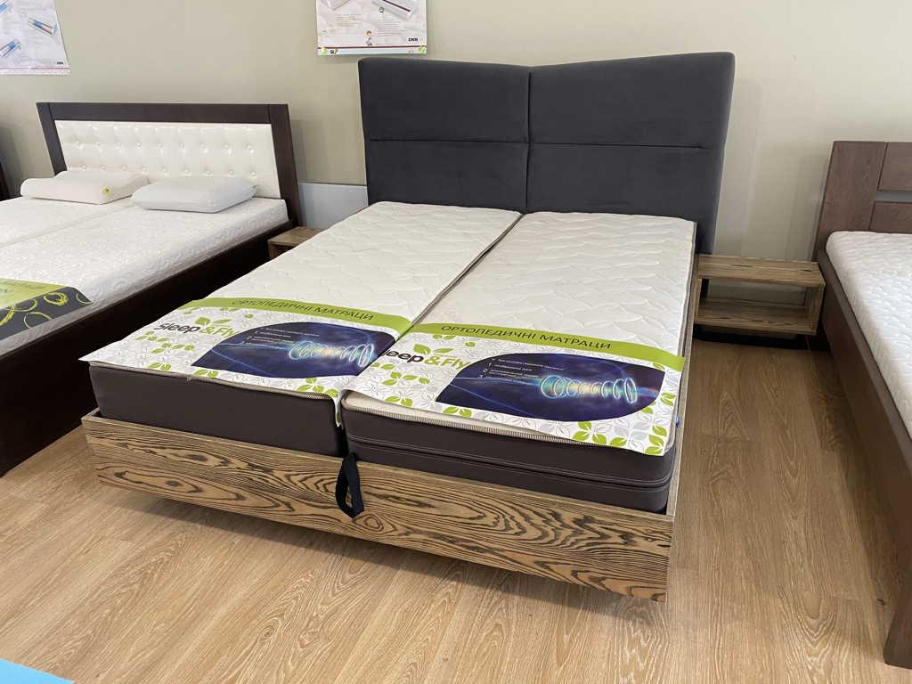 Кровать Дублин с подъемным механизмом